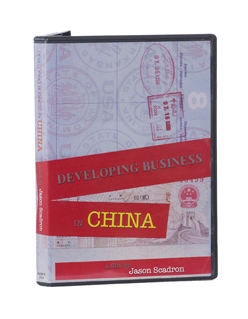 Developing Business in China DVD